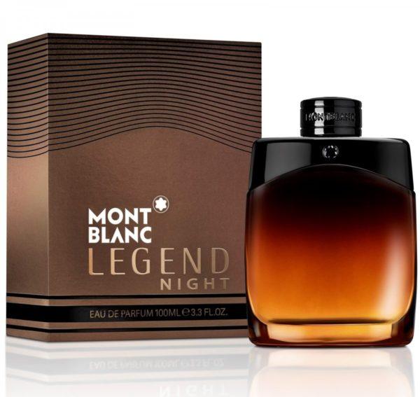 Mont Blanc Legend Night edt
