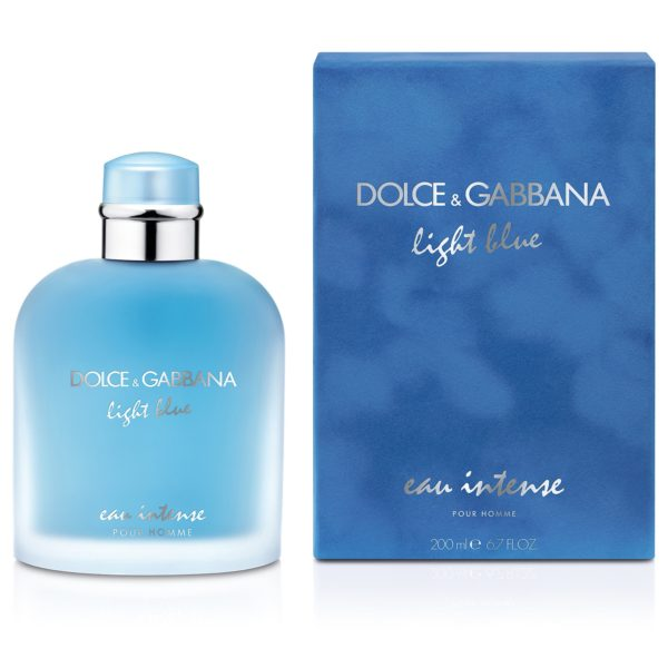 D&G Light Blue Pour Homme Intense Edp
