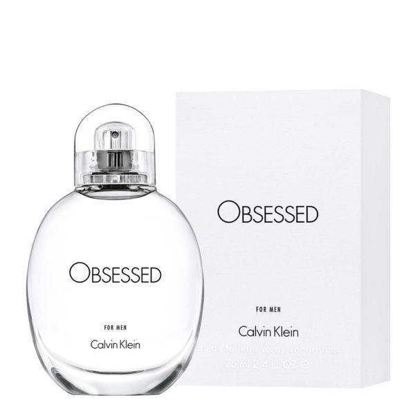 Calvinn Klein Obsessed men edt