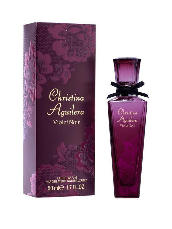 Christina Aguilera Violet Noir