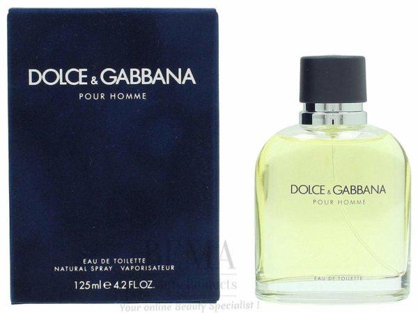 Dolce &; Gabbana Pour Homme Edt