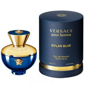 VERSACE DYLAN BLUE WOMEN EDP