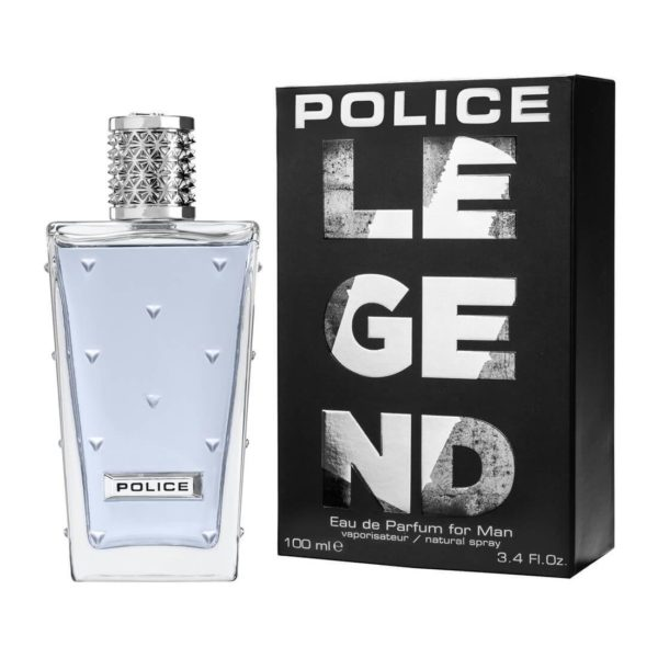 Police Legend For Men Edp