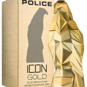 Police Icon Gold Edp