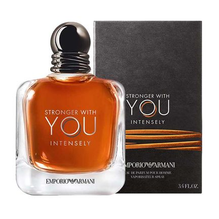Giorgio Armani Stronger With You Intensely Edp