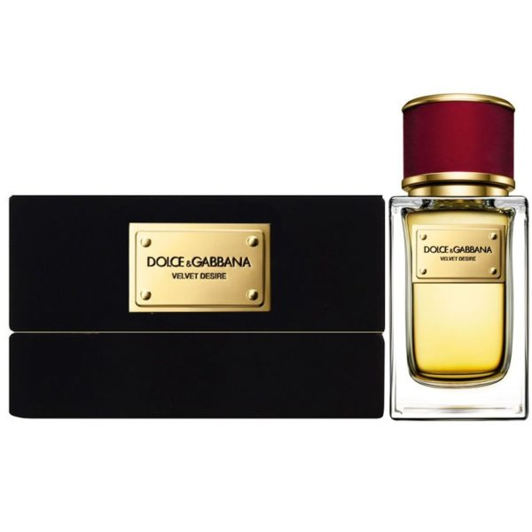 Dolce & Gabbana Velvet Collection Desire