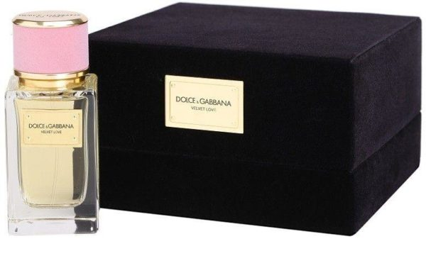 Dolce & Gabbana Velvet Collection Love