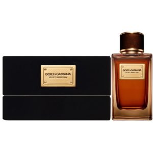 Dolce & Gabbana Velvet Collection Oriental Blend Amber Sun