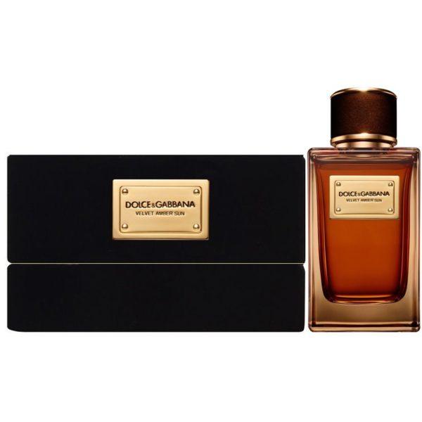 Dolce & Gabbana Velvet Collection Oriental Blend Amber Sun