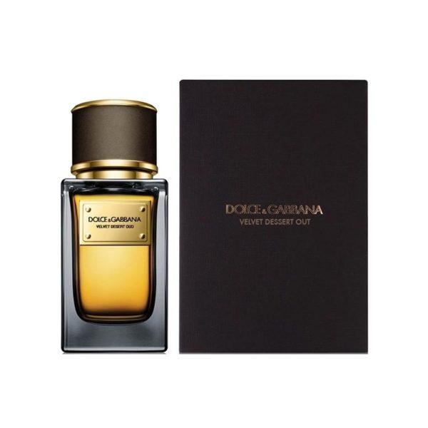 Dolce & Gabbana Velvet Collection Oriental Blend Desert Oud