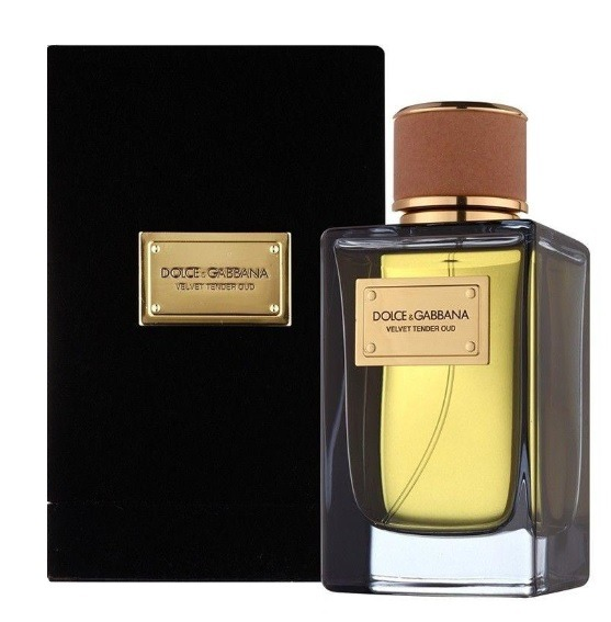 Dolce & Gabbana Velvet Collection Oriental Blend Tender Oud