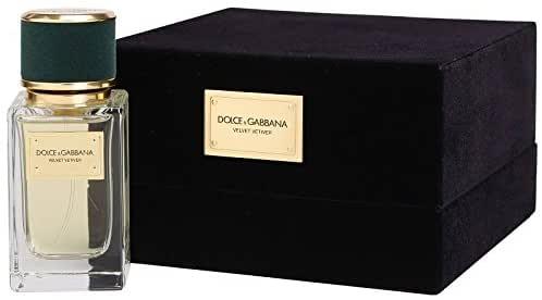 Dolce & Gabbana Velvet Collection Vetiver