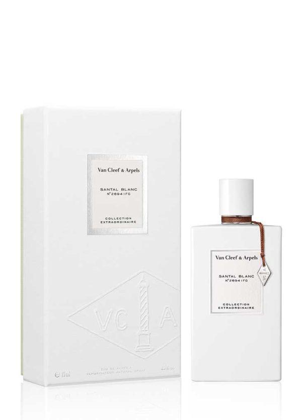 Van Cleef & Arpels Collection Extraordinaire Santal Blanc