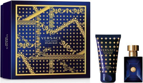 Set Versace Dylan blue pour homme 30ml +50ml shower gel