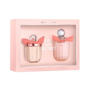 Eau my secret 100ml edt + 200ml Body lotion