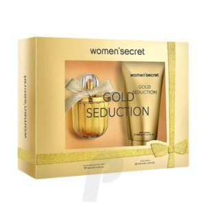 Gold Seduction 100ml edp + 200ml Body lotion