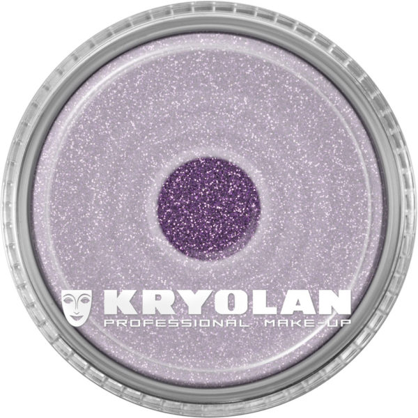Kryolan Polyester Glimmer Fine lavender