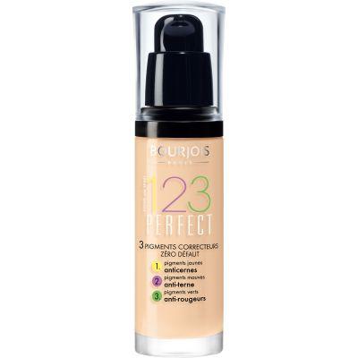Bourjois 123-perfect-foundation-52-vanilla