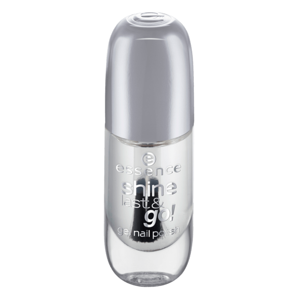 Gel Nail Polish 01 Absolute Pure