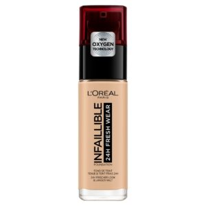 Infaillible 24h Fresh Wear 125 – Natural Rose