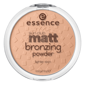 Matt Bronzing Powder 01 Natural