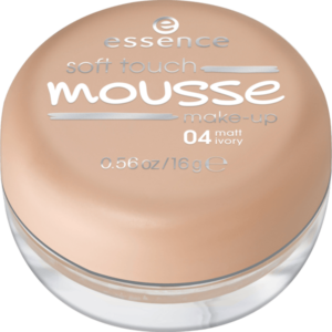 Soft Touch Mousse Make-Up 04. Matt Ivory