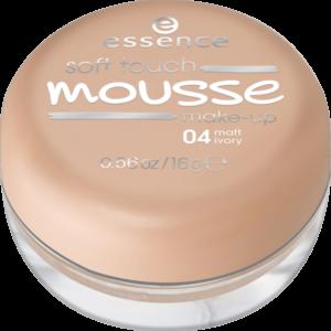 Soft Touch Mousse Make-Up 04. Matt Ivory