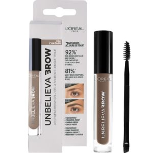 Unbelieva Brow Long Brow Gel Brown