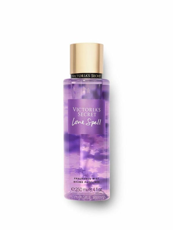 Victoria's Secret Love Spell body mist
