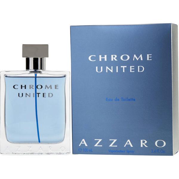 Azzaro Chrome United edt