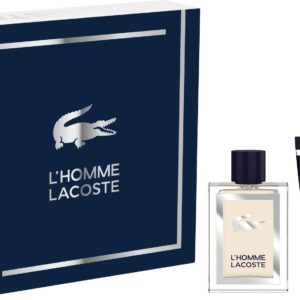 Lacoste L'homme 100ml edt + 150ml shower gel