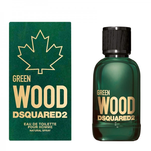 Dsquared2 Green Wood edt