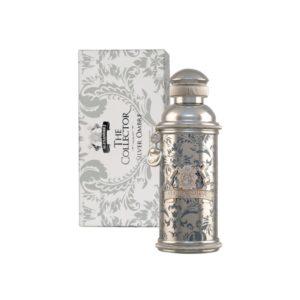 Alexandre.J Silver Ombre 100ml Eau de Parfum Unisex Fragrance