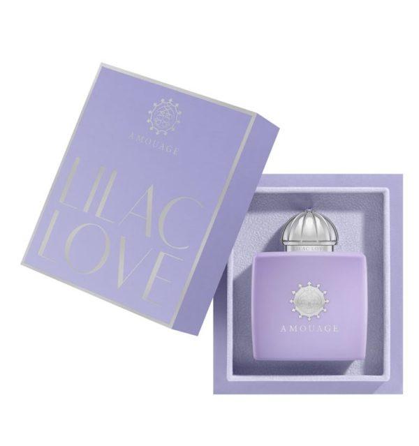 Amouage Lilac Love 100ml Eau de Parfum Woman Fragrance