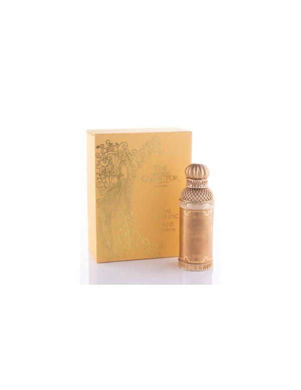 Alexandre.J Art Deco Majestic Amber Eau de Parfum Unisex Fragrance