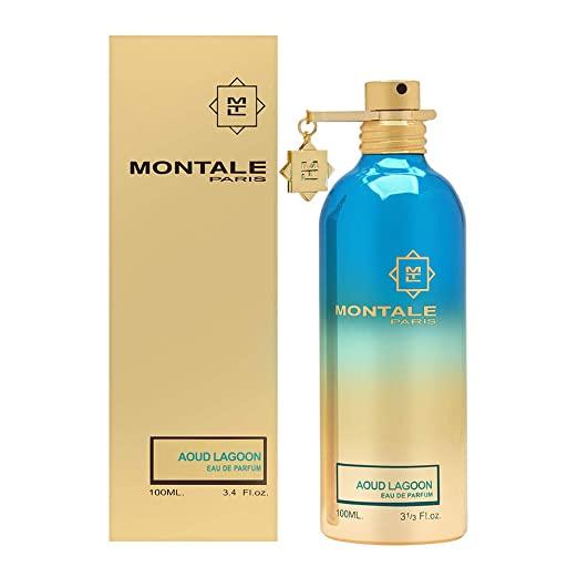 Montale Aoud Lagoon 100ml Eau de Parfum Unisex Fragrance