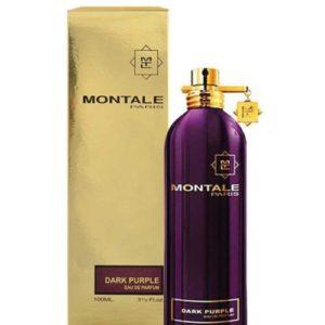 Montale Dark Purple 100ml Eau de Parfum Woman Fragrance