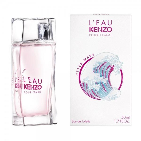 Kenzo L'eau Kenzo Hyper Wave pour femme edt