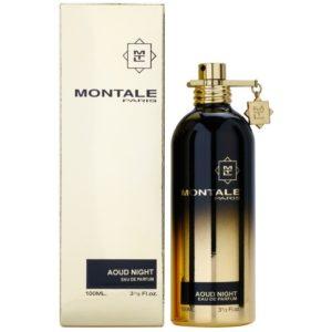Montale Aoud Night 100ml Eau de Parfum Unisex Fragrance