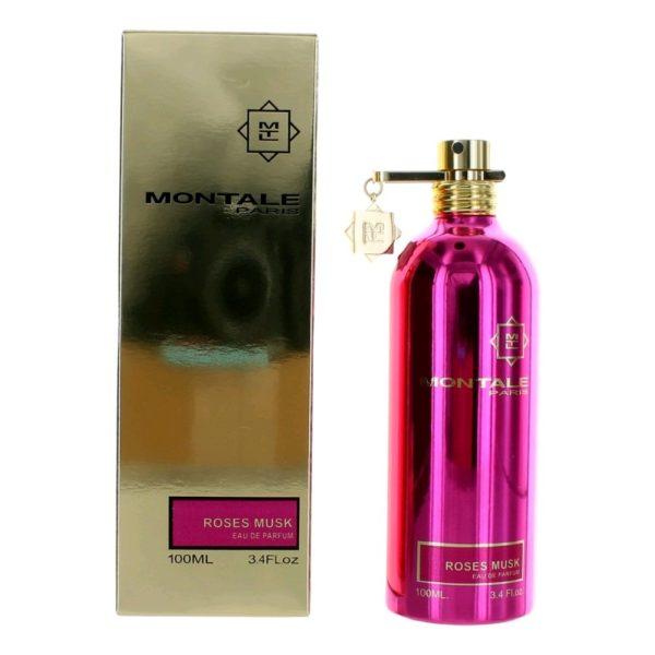 Montale Roses Musk Eau de Parfum Woman Fragrance