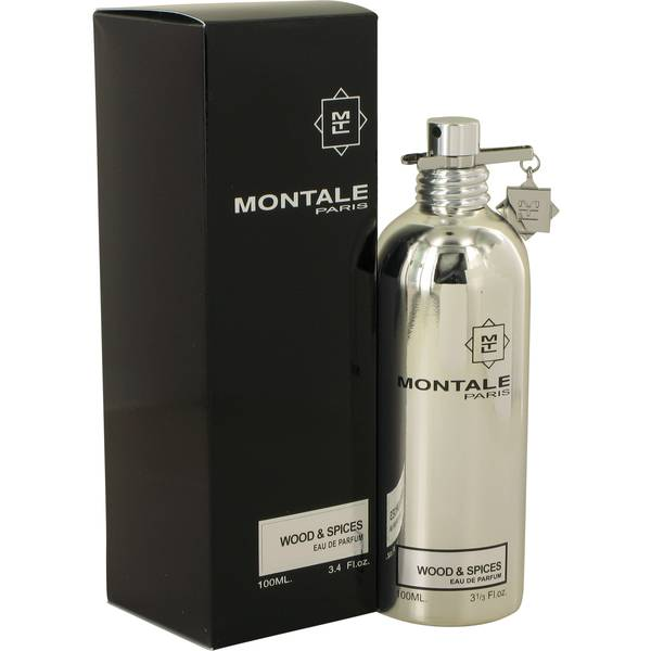 Montale Wood and Spices Eau de Parfum Man Fragrance