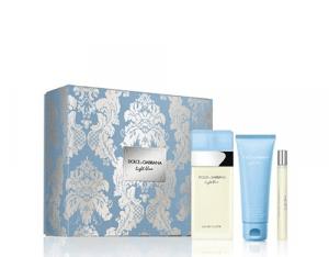 Dolce & Gabbana Light Blue 50ml edt gift set