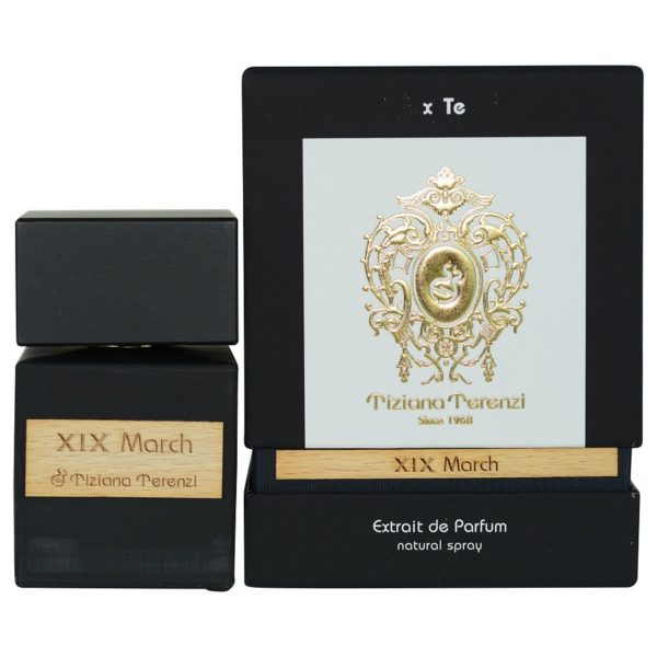 Tiziana Terenzi XIX March 100ml Parfum Unisex Fragrance