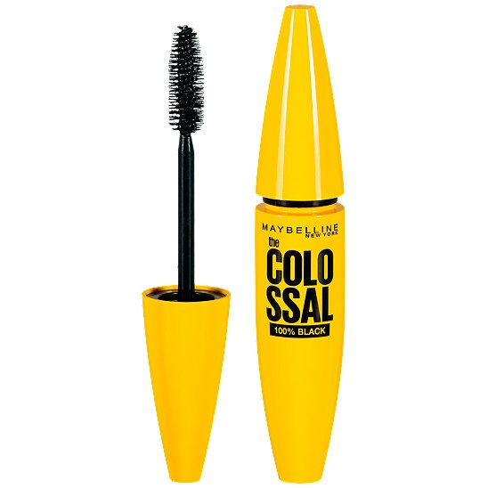 Maybelline The Colossal 100% black macara