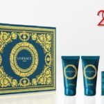 Versace Eros 50ml edt + 50ml shower gel + 50ml after shave balm