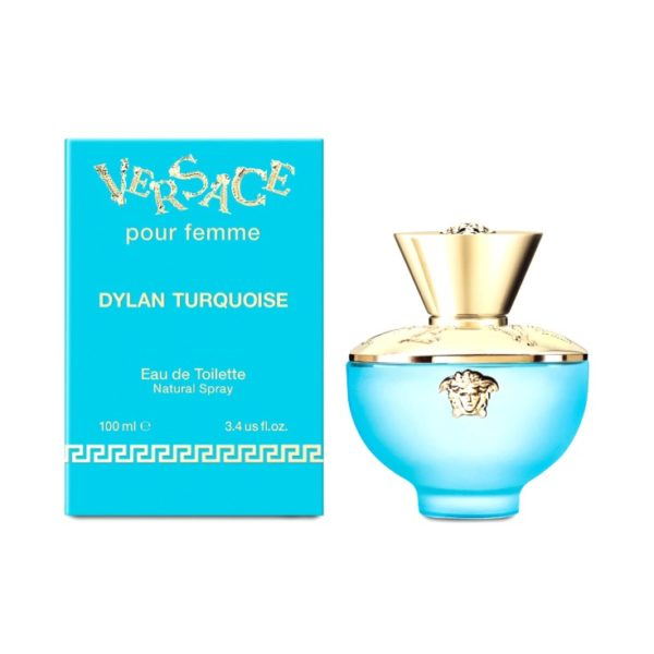 Versace Dylan Turquoise edt