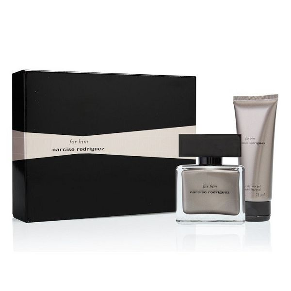 Narciso Rodriguez for him 50ml edp + 100ml shower gel