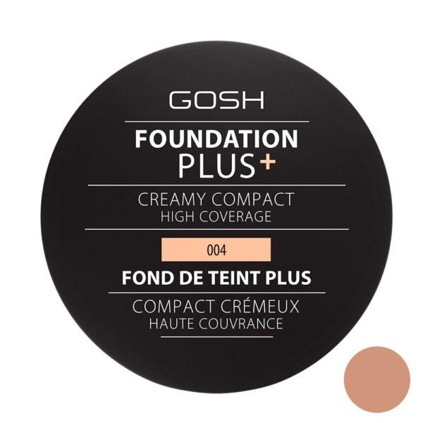 Gosh Foundation Plus Creamy Compact