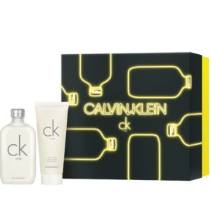 Calvin Klein One 100ml edt + 100ml body wash