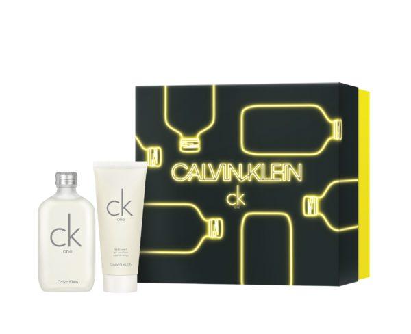 Calvin Klein One 100ml edt + 100ml body wash